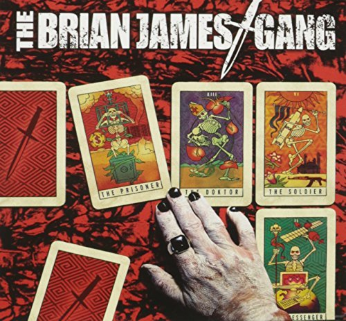 Brian Gang James Presents Brian James Gang Digipak