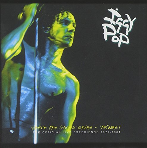 Iggy Pop Vol. 1 Where The Faces Shine 1 5 CD Incl. DVD