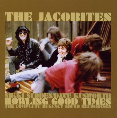 Jacobites Complete Regency Sound Recordi