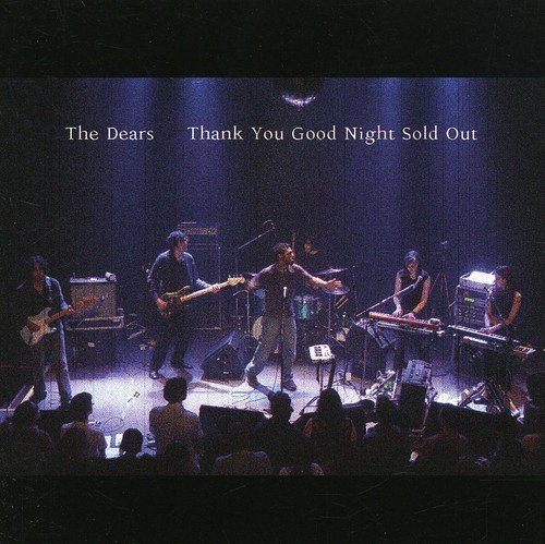 Dears Thank You Good Night Sold Out Import Can