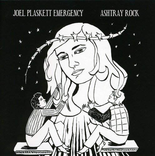 Joel Plaskett Ashtray Rock Import Can