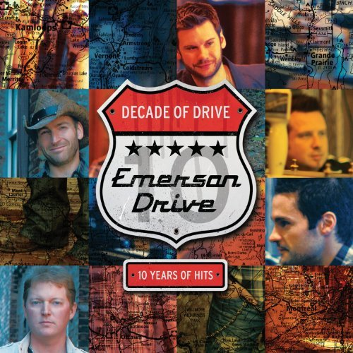 Emerson Drive Decade Of Drive Import Can