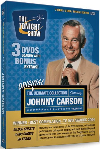Carson Johnny Ultimate Collection Clr Nr 3 DVD