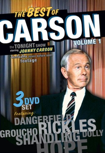 Carson Johnny Vol. 1 Best Of Clr Nr