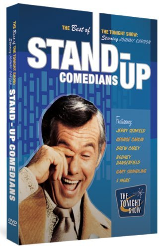 Johnny Carson Stand Up Comedians Clr Nr 2 DVD