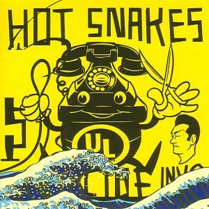 Hot Snakes Suicide Invoice