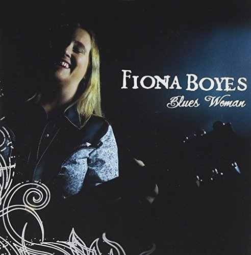 Fiona Boyes Blues Woman