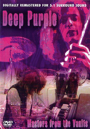 Deep Purple Masters From The Vaults