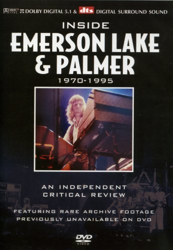 Emerson Lake & Palmer Inside Emerson Lake & Palmer 1