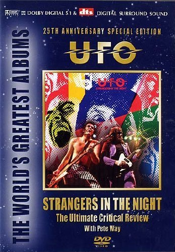 Ufo Strangers In The Night The Ult