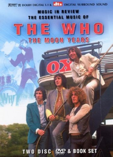 Who Moon Years 2 DVD