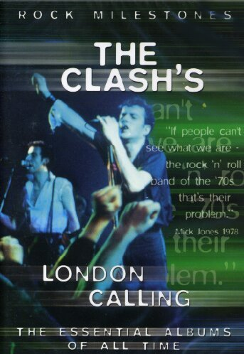 Clash Clashs London Calling