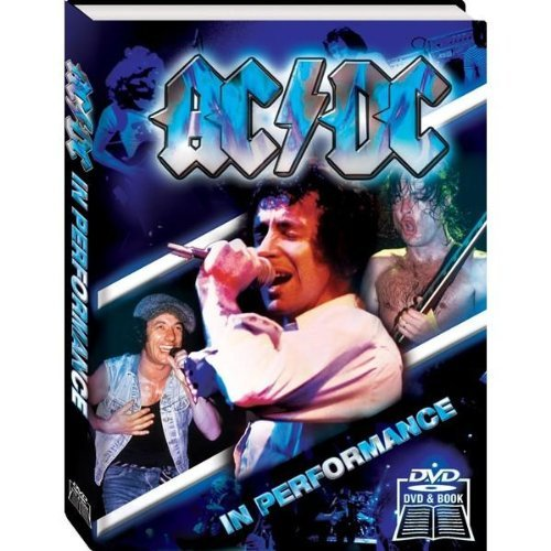 Ac Dc In Performance Incl. Book