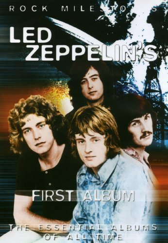 Led Zeppelin Rock Milestones First Album