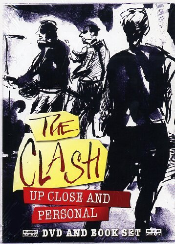 Clash Up Close & Personal Incl. Book