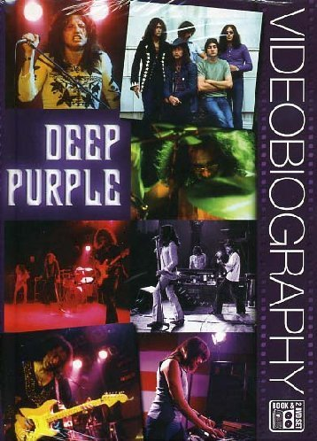Deep Purple Videobiography 2 DVD Incl. Book