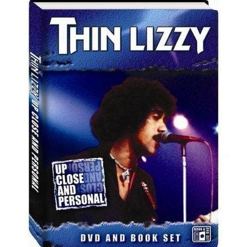 Thin Lizzy Up Close & Personal Incl. Book