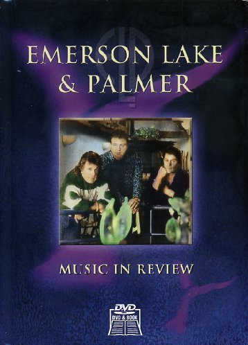 Emerson Lake & Palmer Music In Review Incl. Book
