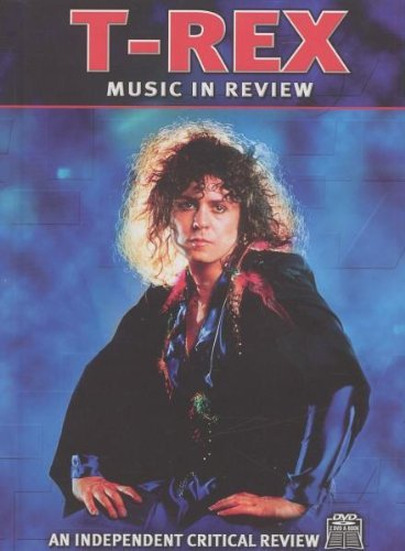 T. Rex Music In Review Incl. Book