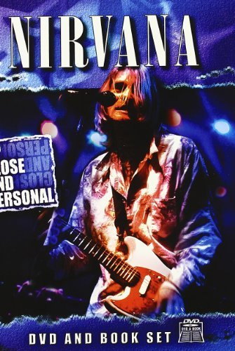 Nirvana Up Close & Personal Incl. Book