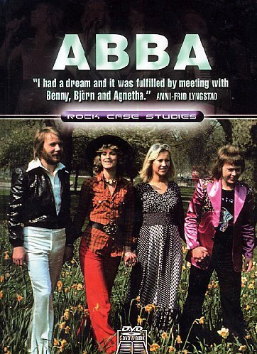 Abba Abba Rock Case Studies 2 DVD Book