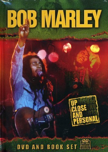 Marley Bob Up Close & Personal Incl. Book