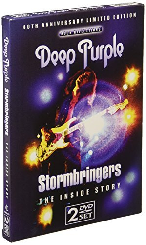 Deep Purple Stormbringers Inside Story 2 DVD