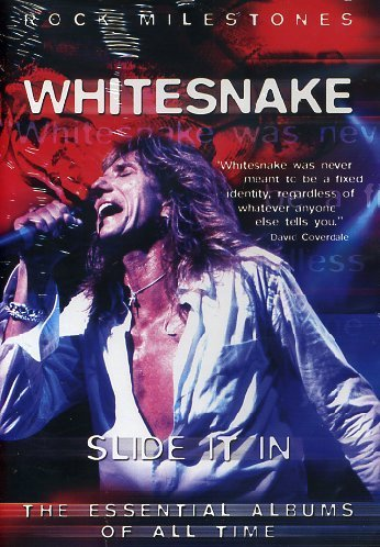 Whitesnake Rock Milestones Slide It In