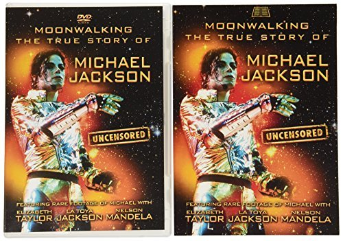 Michael Jackson Moonwalking The True Story Of Incl. Book
