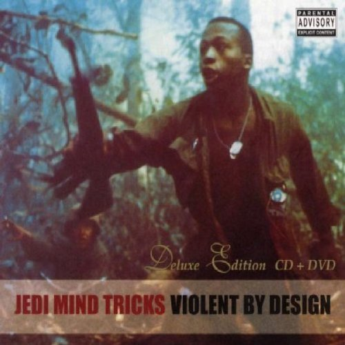 Jedi Mind Tricks Violent By Design Explicit Version Incl. Bonus DVD