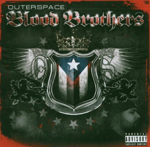 Outerspace Blood Brothers Explicit Version
