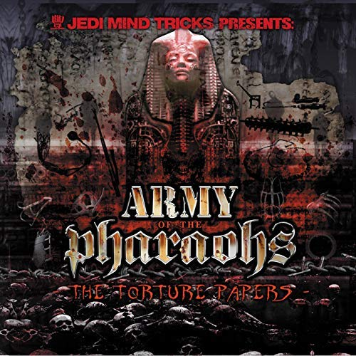 Jedi Mind Tricks Presents Army Torture Papers Explicit Version