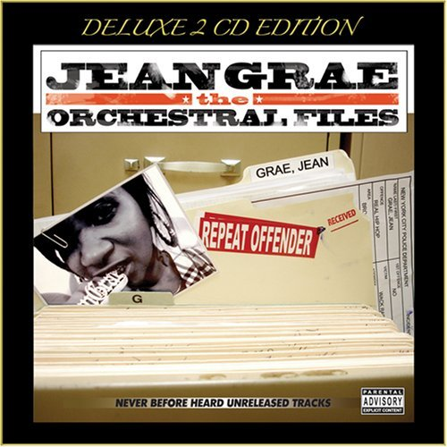 Grae Jean Orchestral Files Deluxe Ed.