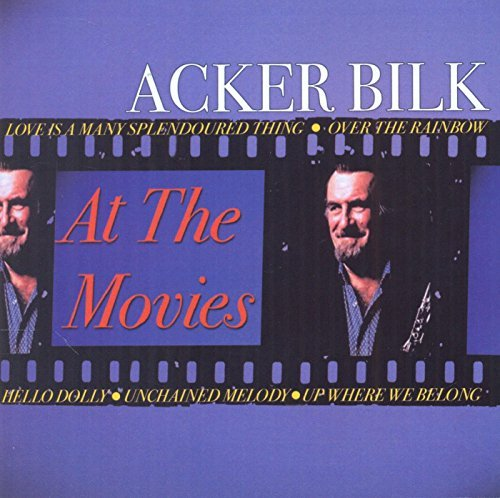 Acker Bilk At The Movies