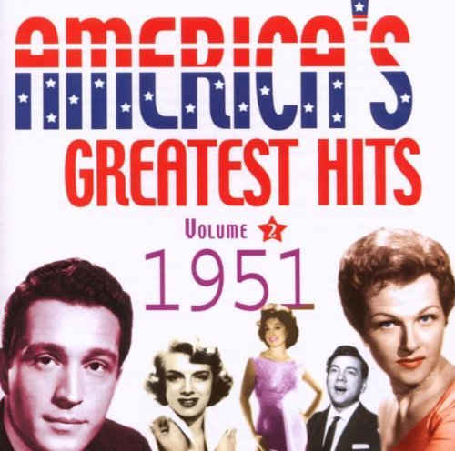 America's Greatest Hits Vol. 2 1951 America's Greatest Import Gbr