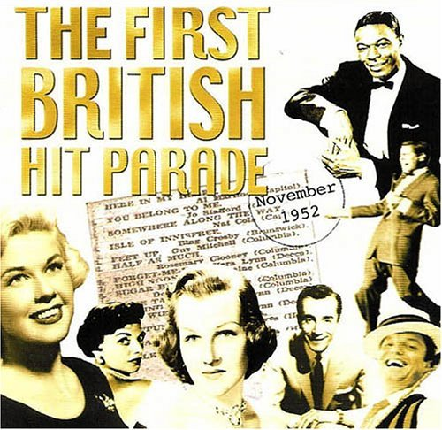 First British Hit Parade Vol. 1 First British Hit Parad Import Gbr