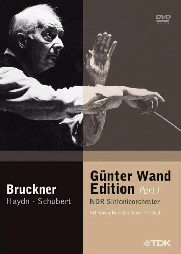 Bruckner Haydn Schubert Gunter Wand Edition Part 1