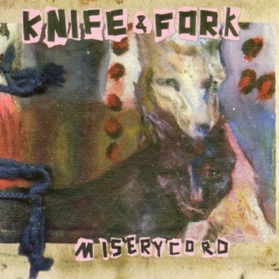 Knife & Fork Miserycord