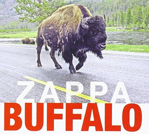 Frank Zappa Buffalo Import Eu 2 CD