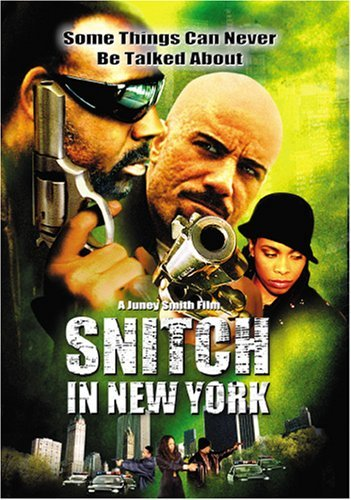 Snitch In New York Carlton Jason Flores Clr Nr