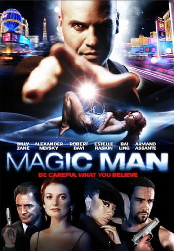 Magic Man Zane Nevsky Davi Ws Nr