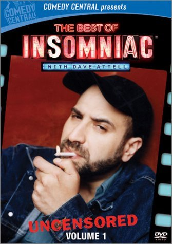 Insomniac With Dave Attell Insomniac With Dave Attell Vo Explicit Version