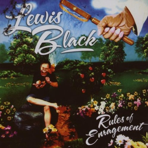 Lewis Black Rules Of Enragement Explicit Version
