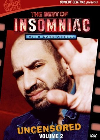 Insomniac Insomniac Vol. 2 Best Of Unce Explicit Version Feat. Dave Attell