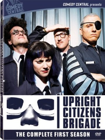 Upright Citizen Brigade Complete First Season 2 DVD Set