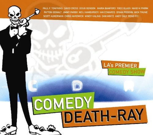 Comedy Death Ray Comedy Death Ray Explicit Version 2 CD Set