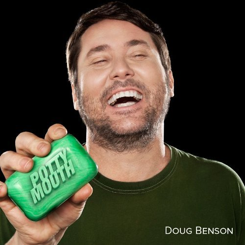 Doug Benson Potty Mouth Explicit Explicit Version Incl DVD