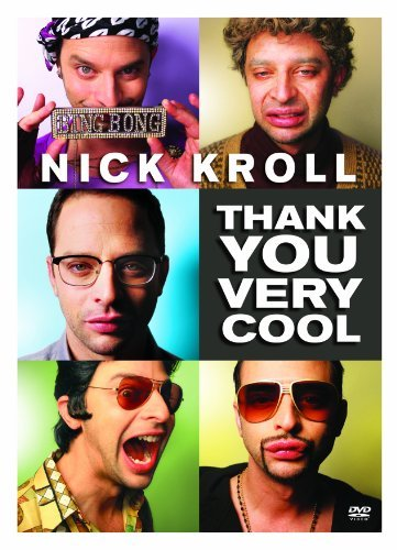 Nick Kroll Nick Kroll Thank You Very Cool Nr