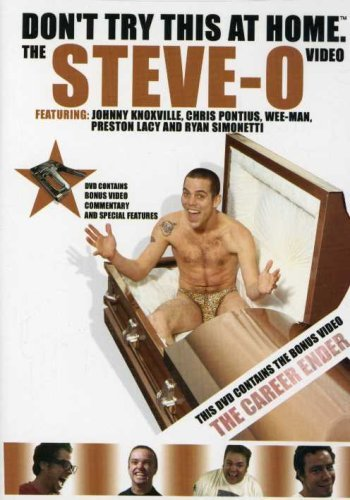 Steve O Don't Try This At Home Clr Nr