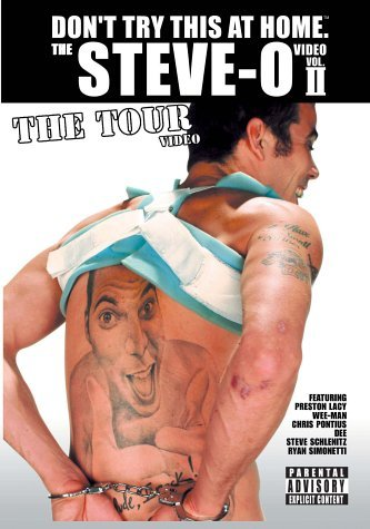 Steve O Don't Try This At Home Tour